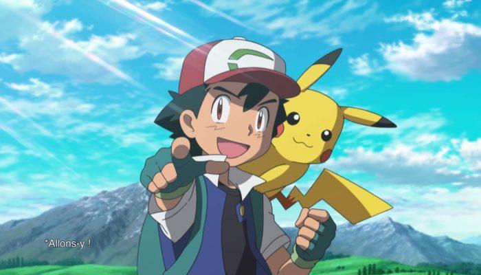 Pokémon : Let's Go, Pikachu & Évoli – Publicité Sacha et Pikachu ont un message pour vous !