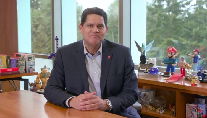 Reggie Fils-Aimé announces his retirement