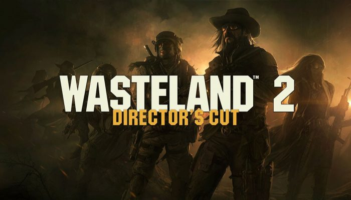 Wasteland 2 out now on Nintendo Switch