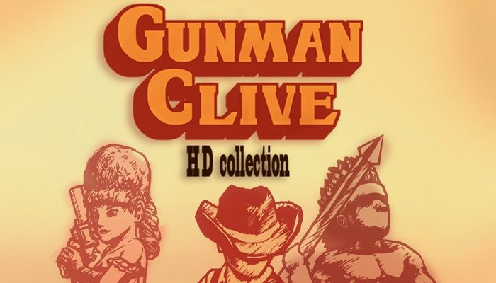 Gunman Clive HD Collection coming to Nintendo Switch on January 17