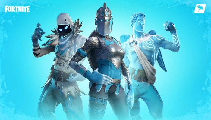 Fortnite getting a Frozen Legends pack on Nintendo Switch