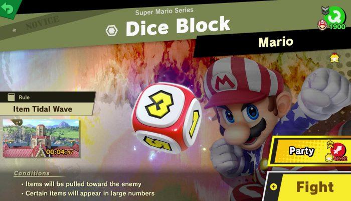 """Oh Yeah! Mario Time!"" Spirit Event in Super Smash Bros. Ultimate"