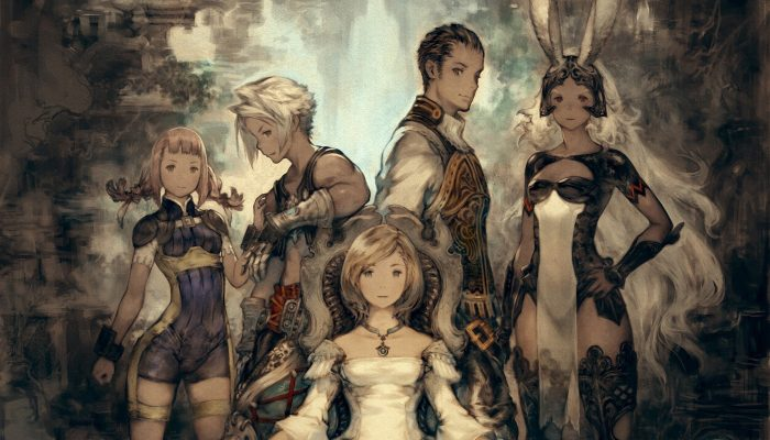 Final Fantasy XII The Zodiac Age launching April 30 on Nintendo Switch