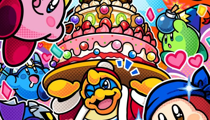 Kirby Battle Royale celebrating its first-year anniversary
