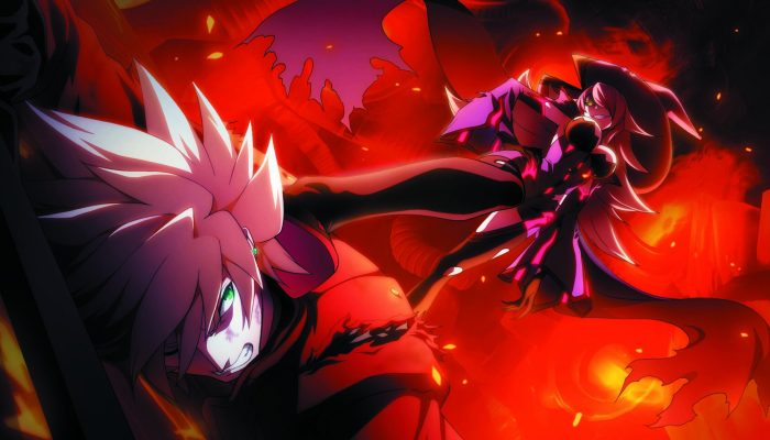 BlazBlue CentralFiction Special Edition launching February 8 on Nintendo Switch