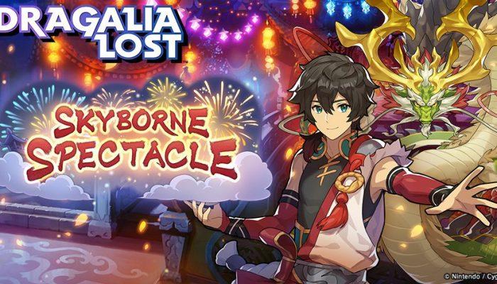 Skyborne Spectacle Raid Event in Dragalia Lost