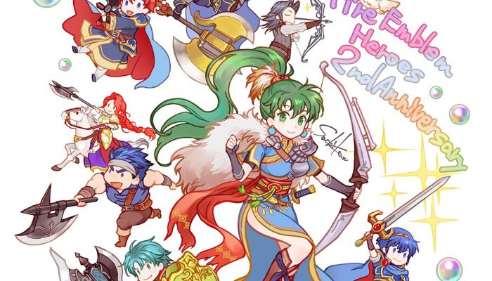 Fire Emblem Heroes celebrates its two-year anniversary