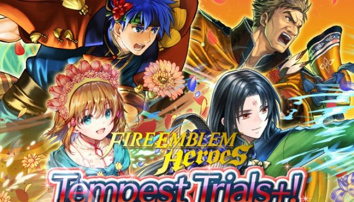Tempest Trials+ Greil's Request in Fire Emblem Heroes