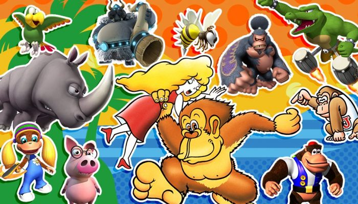 """""""Kong Family Reunion!"""" Spirit Event in Super Smash Bros. Ultimate"""