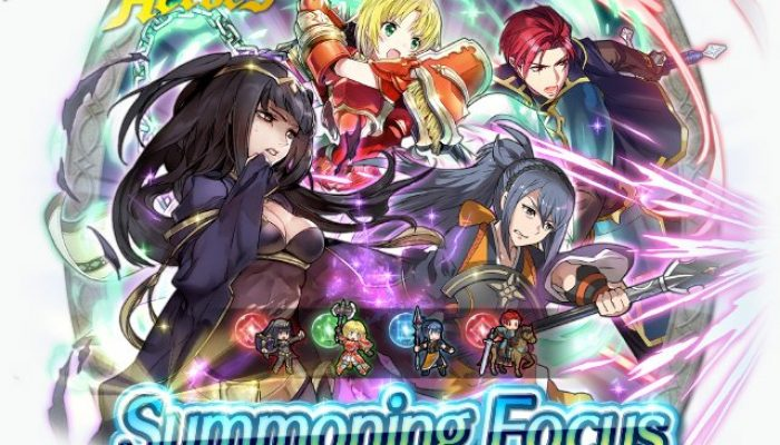 New weapons added to Fire Emblem Heroes
