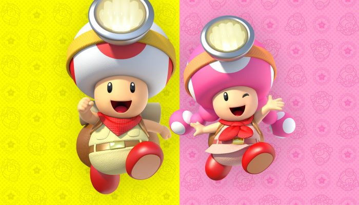 Captain Toad Treasure Tracker now fully playable in co-op on Nintendo Switch