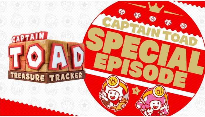 Captain Toad Treasure Tracker Special Episode launching on March 14