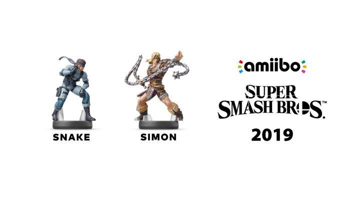 New Super Smash Bros. series amiibo coming this year