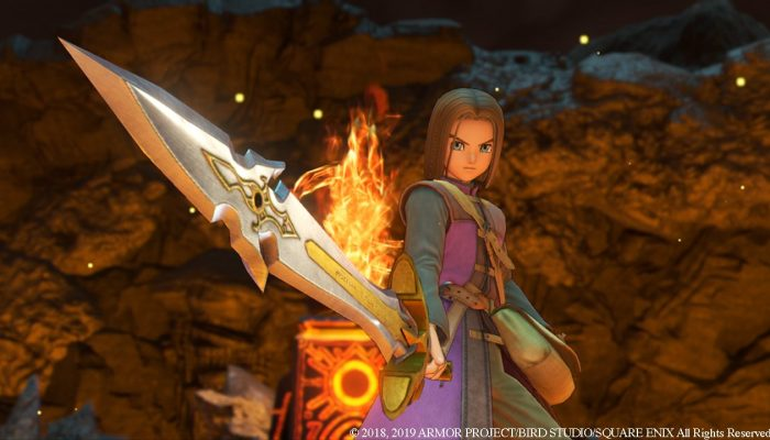 Dragon Quest XI comes to Nintendo Switch this fall