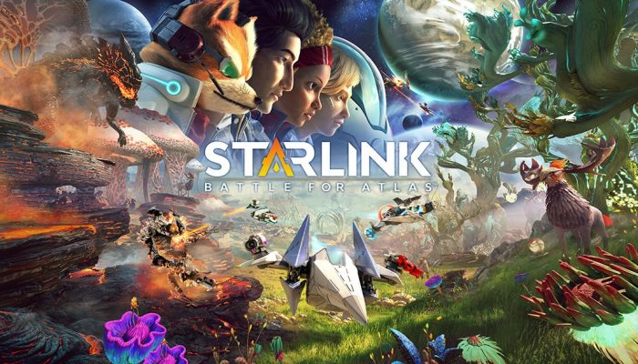 Get ready to take down Star Wolf in Starlink Battle for Atlas this April