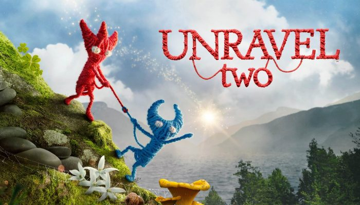 Unravel Two coming to Nintendo Switch on March 22
