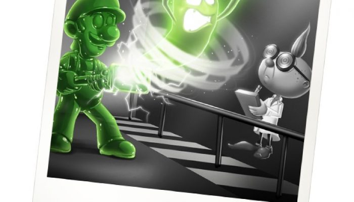 The Gooigi story continues for Luigi's Mansion