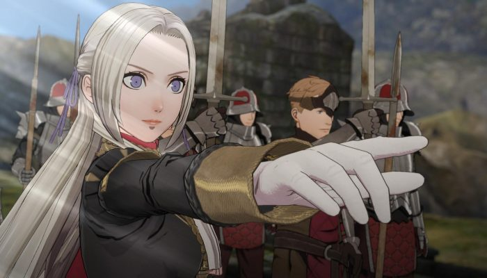 Fire Emblem Three Houses comes to Nintendo Switch on July 26