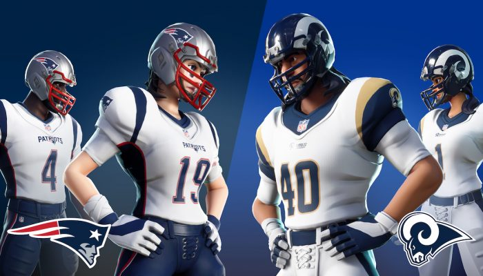 Fortnite: 'NFL Outfits are coming back!'