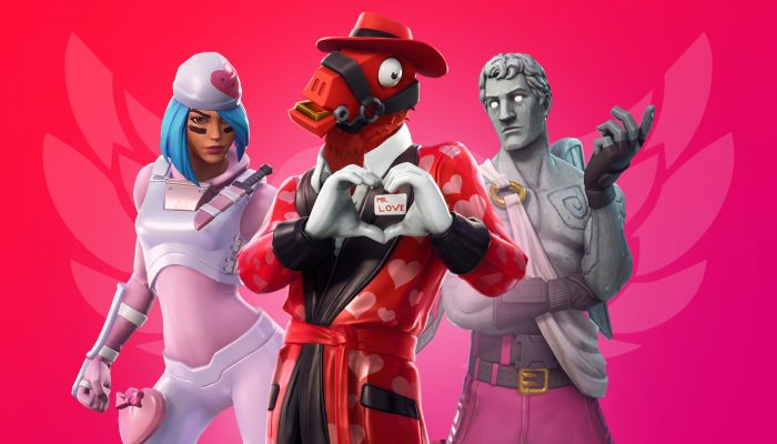 Fortnite: 'Share The Love Event'