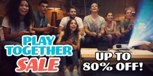 Nintendo eShop Downloads Europe Play Together Sale