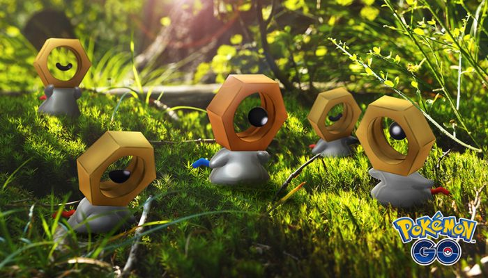 NoA: 'Shiny Meltan will appear in Pokémon Go for a limited time'