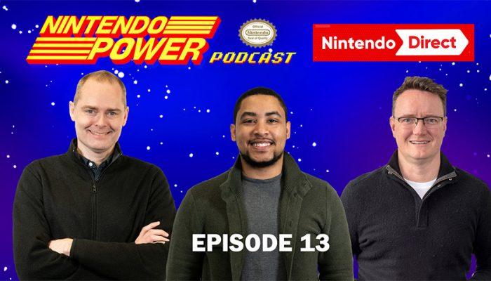 NoA: 'Nintendo Power Podcast episode 13 available now!'