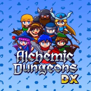 Nintendo eShop Downloads Europe Alchemic Dungeons DX