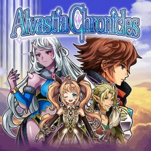 Nintendo eShop Downloads Europe Alvastia Chronicles