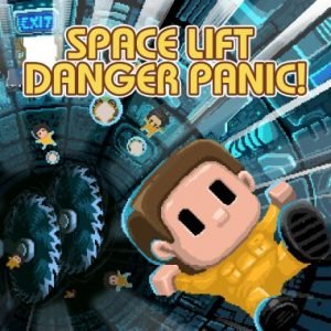 Nintendo eShop Downloads Europe Space Lift Danger Panic