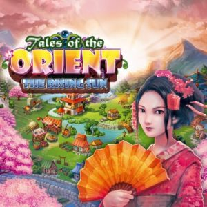 Nintendo eShop Downloads Europe Tales of the Orient The Rising Sun