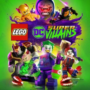 Nintendo eShop Downloads Europe LEGO DC Super-Villains