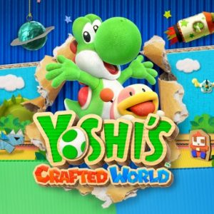Nintendo eShop Downloads Europe Yoshi's Crafted World