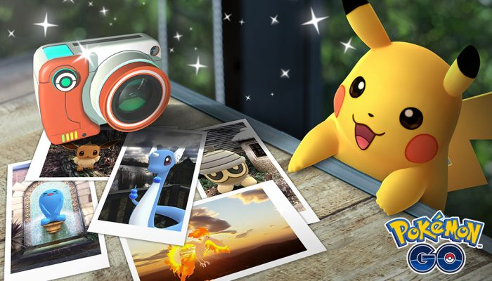 Niantic: 'Snap off the lens cap on your inner photographer!'