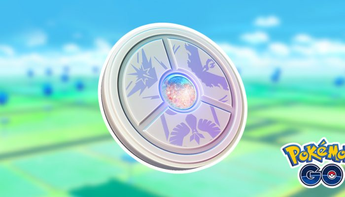 Niantic: 'New Team Medallion allows Trainers to switch teams!'