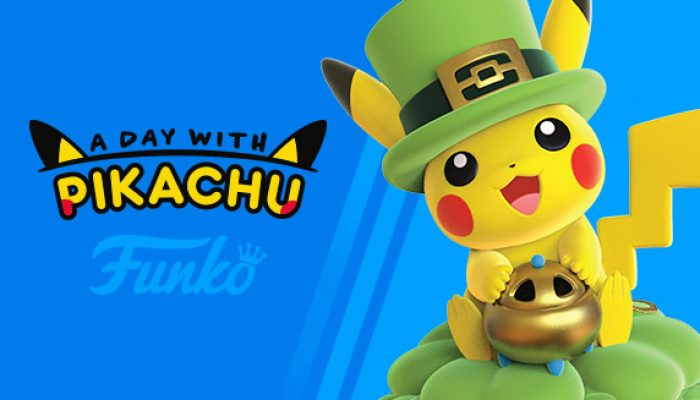 Pokémon: 'Celebrate a Year of Pikachu with Funko'