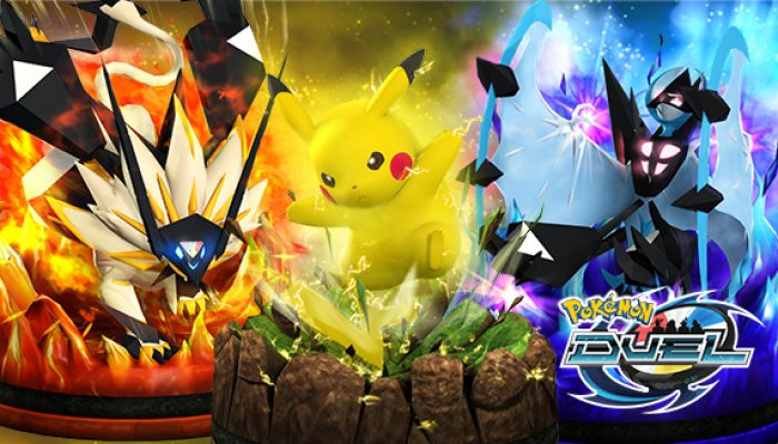 Pokémon: 'Pokémon Duel Receives a Massive Z-Powered Update'