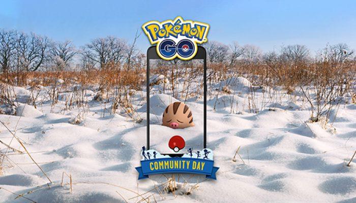 Pokémon: 'Swinub Stars in a Mammoth February Community Day'