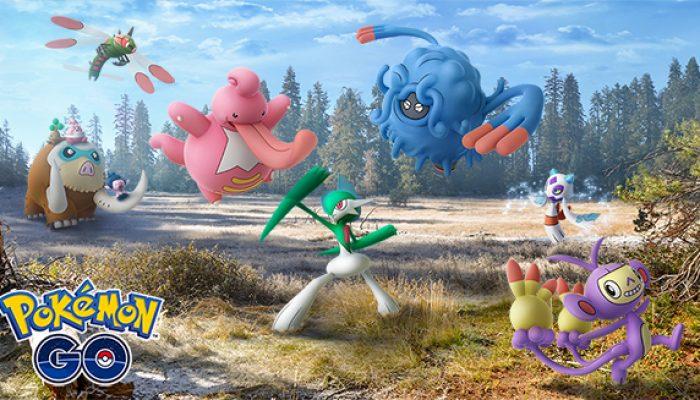 Pokémon: 'Discover More Pokémon Originally Discovered in Sinnoh'