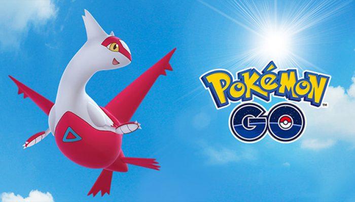 Pokémon: 'Latias Returns in Pokémon Go Raid Battles'