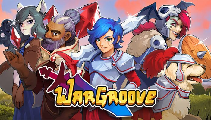 NoA: 'Plan your attack in Wargroove, a new turn-based strategy game for up to 4 people!'