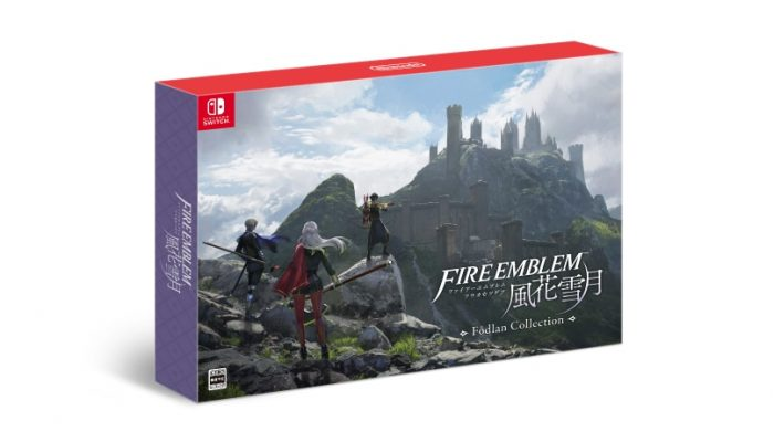 Fire Emblem: Three Houses – Pictures of the Japanese Fódlan Collection