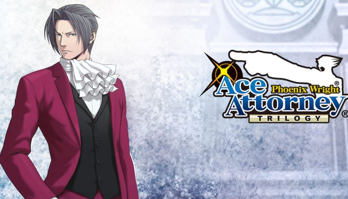 Capcom: 'Ace Attorney Files: Miles Edgeworth, Perfect Prosecutor'