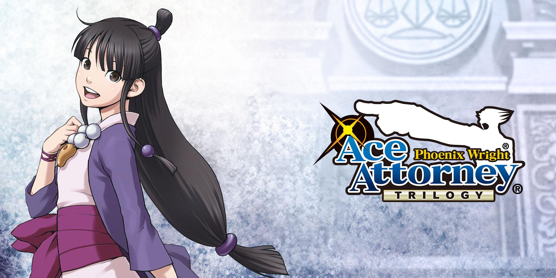 Capcom Ace Attorney Files Maya Fey Ace Spirit Medium