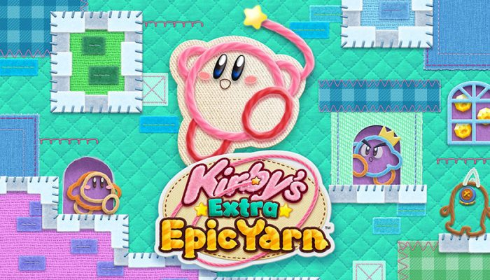 NoA: 'Go behind the seams with Kirby!'