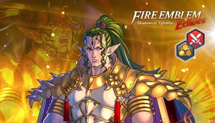 Fire Emblem Heroes – Mythic Hero (Duma: God of Strength) Trailer