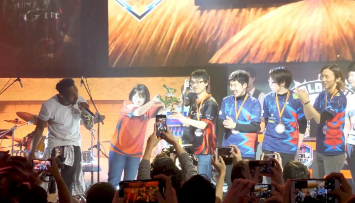 Dragon Ball FighterZ – World Tour Red Bull Final Summoning Champion