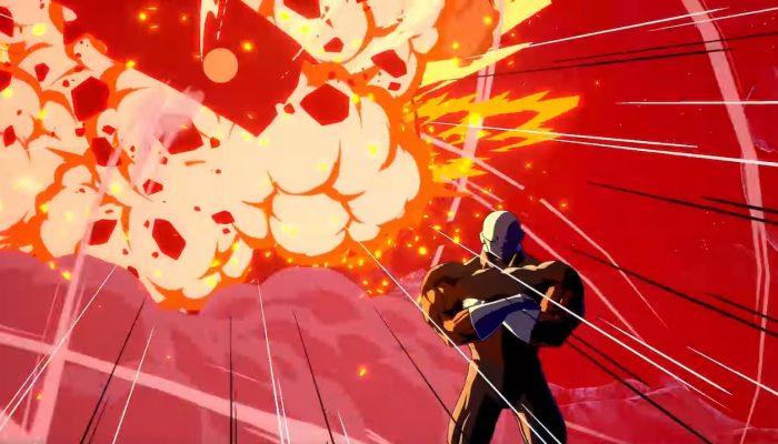 Dragon Ball FighterZ – Japanese Jiren Character Trailer