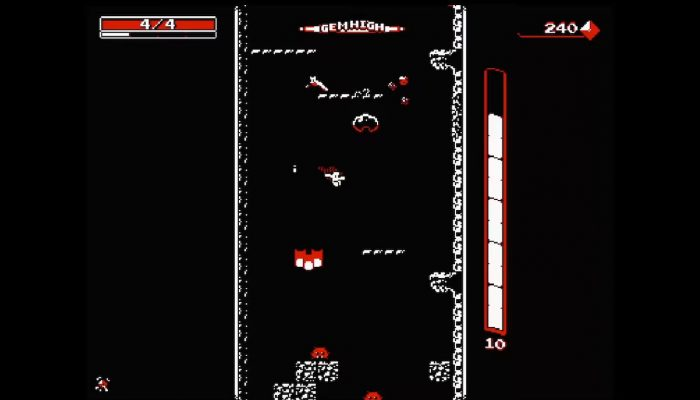 Downwell – Launch Trailer