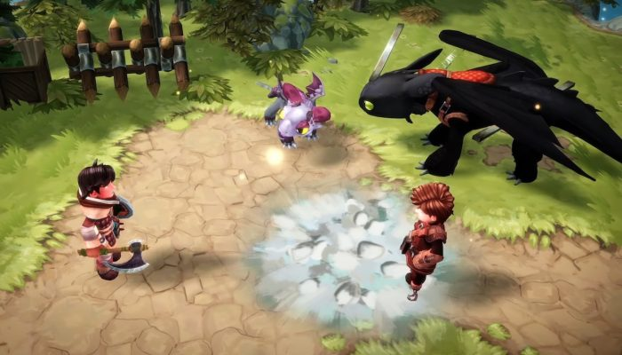 Dragons: Dawn of New Riders – Launch Trailer